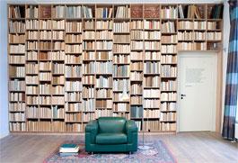 boekenkast zelf samenstellen