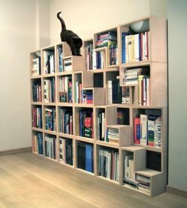 hippe boekenkast archidev