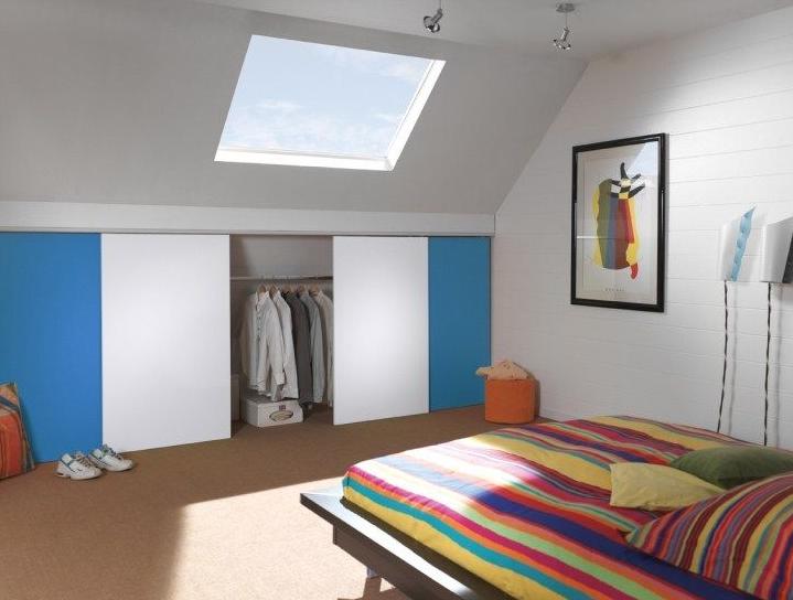 Schuine Kast Zolder : Bouwtekening kast schuine wand elegant inspiratie huizen