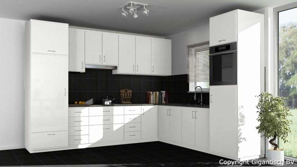 Eiken Keukens Vernieuwen : Keukenkasten