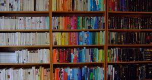 boekenkast ordenen